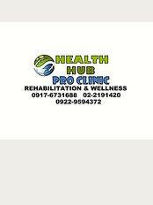 Health Hub PRO Clinic - HEALTH HUB PRO CLINIC INC. LOGO