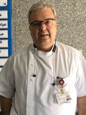 Dr.dimitrios kiatos -  at Al Jedaani Sports & Rehabilitation