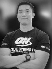 Mr Sonny Reyes -  at Radiance PhysioFit