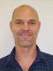 Mr Clinton Grobbelaar - Physiotherapist at King Park Sports Medicine Centre - Glenwood