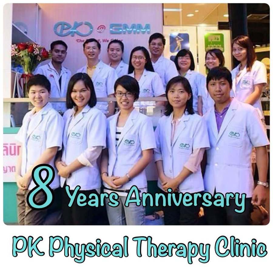 PK Physiotherapy Ltd - Bangkok