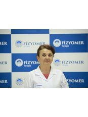 Dr Beyhan Yenerkol - Doctor at Fizyomer Terapia Physiotherapy and Rehabilitation Medical Center