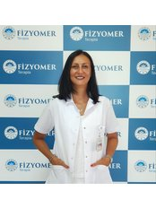 Dr Berrin Akpınar -  at Fizyomer Terapia Physiotherapy and Rehabilitation Medical Center