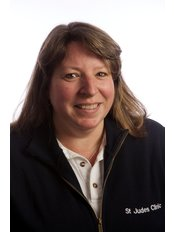 Jean Slavin, Chartered Physiotherapist - Physiotherapist at St Judes Physiotherapy Clinic