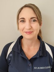 Miss Jennie Simpson - Physiotherapist at St Judes Physiotherapy Clinic