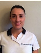 Hollie Jones Chartered Physiotherapist at St Judes - Physiotherapist at St Judes Physiotherapy Clinic