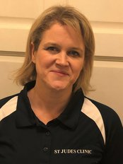 Ms Lyndsay Warner - Physiotherapist at St Judes Physiotherapy Clinic