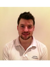 Matt Jenner, Chartered Physiotherapist - Aesthetic Medicine Physician at St Judes Physiotherapy Clinic