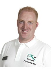 Mr Ben Gallagher - Physiotherapist at Thorpes Physiotherapy & Sports Injury Clinic - Sandhurst
