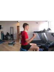 Exercise Therapy - AAA-Physio Sports & Spinal Specialists at Moti Runners Clinic