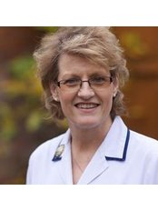 Dr Enid Dunhill -  at Keith James Physiotherapy - Clifton