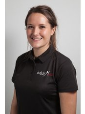 Ms Jessica Woodhouse - Practice Therapist at Injury Active Clinic