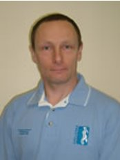 Phil Young -  at Prestons Physiotherapy