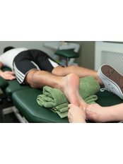 Ankle Injury Treatment - WBC Physiotherapy