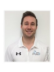 Mr JASON BLANC - Physiotherapist at Pure Physio Clinic