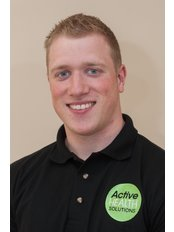 Adam McIlwaine - Podiatrist - Podiatrist at Active Health Solutions