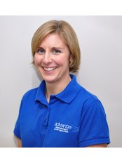 Mrs Caroline McNeill BSc (Hons). HCPC. CSP. - Physiotherapist at Advance Physiotherapy & Sports Injury Clinic