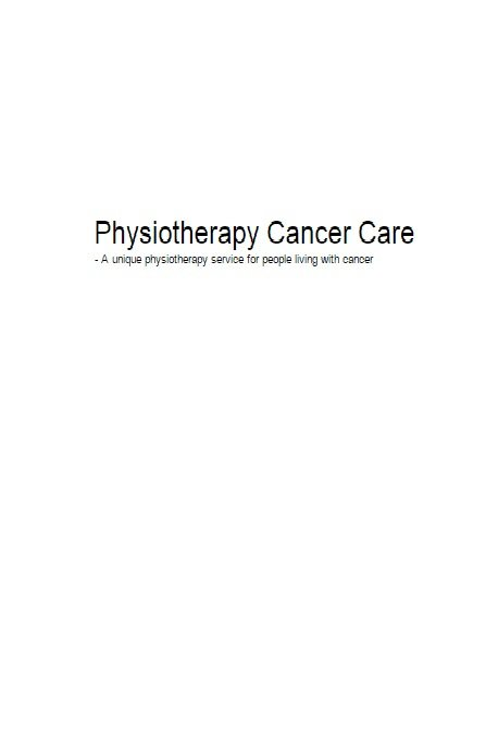 Bwt Chartered Physiotherapists - Home and Care Home Visits