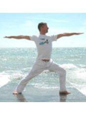 Mr Jonathan Orchard -  at Pilates in Brighton