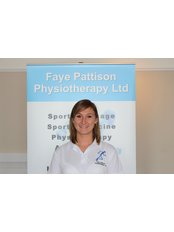 Mrs Hayley Foster - Physiotherapist at Faye Pattison Physiotherapy