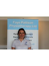 Miss Faye  Pattison - Consultant at Faye Pattison Physiotherapy