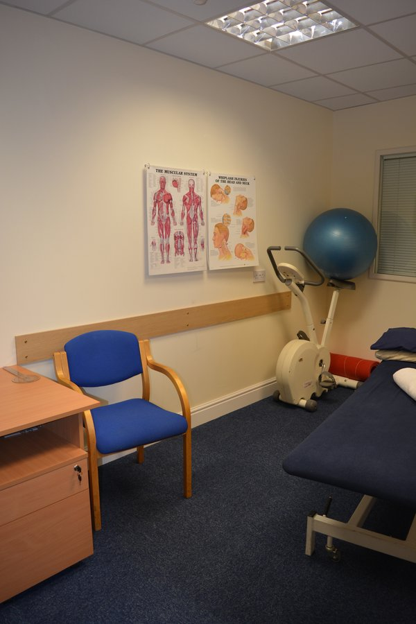 Halstead Physiotherapy Clinic
