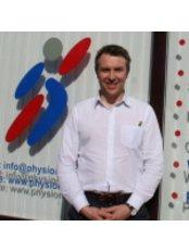 Gafin Morgan -  at Physiomatters Limited