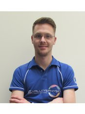 Mr Luke Stevens - Health Trainer at Five Valleys Physiotherapy Sports Injury Clinic