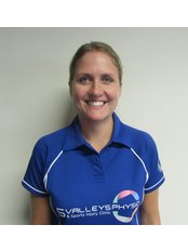 Gemma Singleton - Physiotherapist at Five Valleys Physiotherapy Sports Injury Clinic
