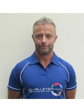 Mr Bruce Dowling - Health Trainer at Five Valleys Physiotherapy Sports Injury Clinic