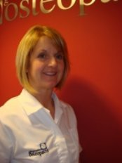 Jane Hatfield -  at Gloucester Osteopathic   Sports Injuries Clinic Ltd