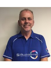Mr Phil Burton - Physiotherapist at Five Valleys Physiotherapy Clinic - Stroud