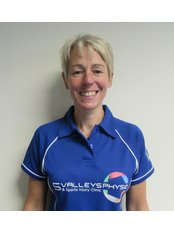 Jane Breen Turner - Practice Director at Five Valleys Physiotherapy   Sports Injury Clinic