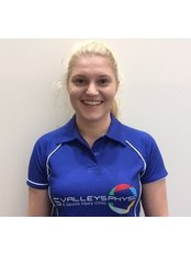 Miss Megan King - Physiotherapist at Five Valleys Physiotherapy   Sports Injury Clinic