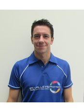 Mr Geoff Twinning - Physiotherapist at Five Valleys Physiotherapy   Sports Injury Clinic