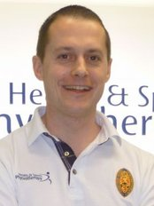 Mr Gareth Venn - Physiotherapist at Health & Sports Physiotherapy Abercarn