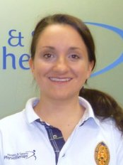 Ms Becci Hemming - Physiotherapist at Health & Sports Physiotherapy Pontypool