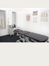 Lakky Physiotherapy and Sports Injury Clinic - Treatment Room