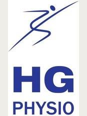 Helen Gardner Physiotherapy - logo hg