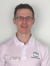 Mr Ashley Fowler - Physiotherapist at Thorpes Physiotherapy & Sports Injury Clinic - Yateley