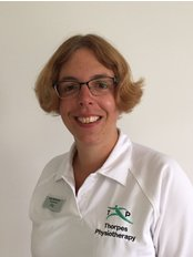 Mrs Kate McGowan - Physiotherapist at Thorpes Physiotherapy & Sports Injury Clinic - Yateley