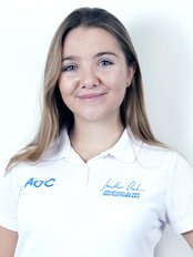 Anna - Physiotherapist at Jonathan Clark Physiotherapy - Southampton