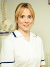 Ms Sarah Verrion - Physiotherapist at United Health Kent Sandwich