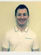 KM Woods Chartered Physiotherapy - Royal Crescent - Liam Roberts M.C.S.P. Lead Physiotherapist & Company Director