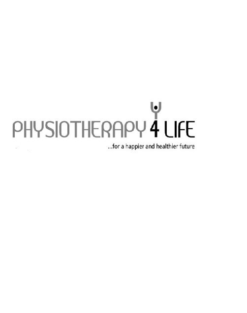 Physiotherapy4Life Cheadle