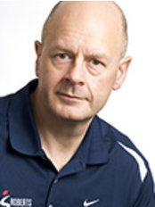 Keith Johnstone - Practice Director at David Roberts Physiotherapy - Manchester