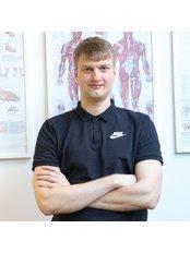 Mr Erlandas Jankauskas - Physiotherapist at Rehab Pro Sports Injury Clinic