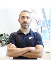 Mr Manil Belouizdad - Physiotherapist at Rehab Pro Sports Injury Clinic
