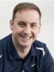 Daniel Grindley -  at David Roberts Physiotherapy - Old Trafford