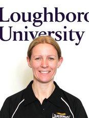 Ms Jo Keegan - Physiotherapist at Loughborough Sport